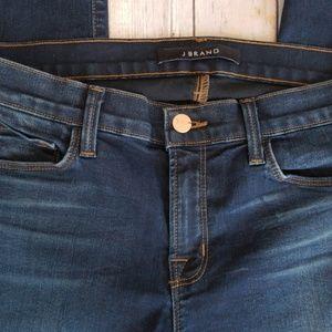 J Brand Jeans - J Brand Rail Skinny Jeans - Size 27